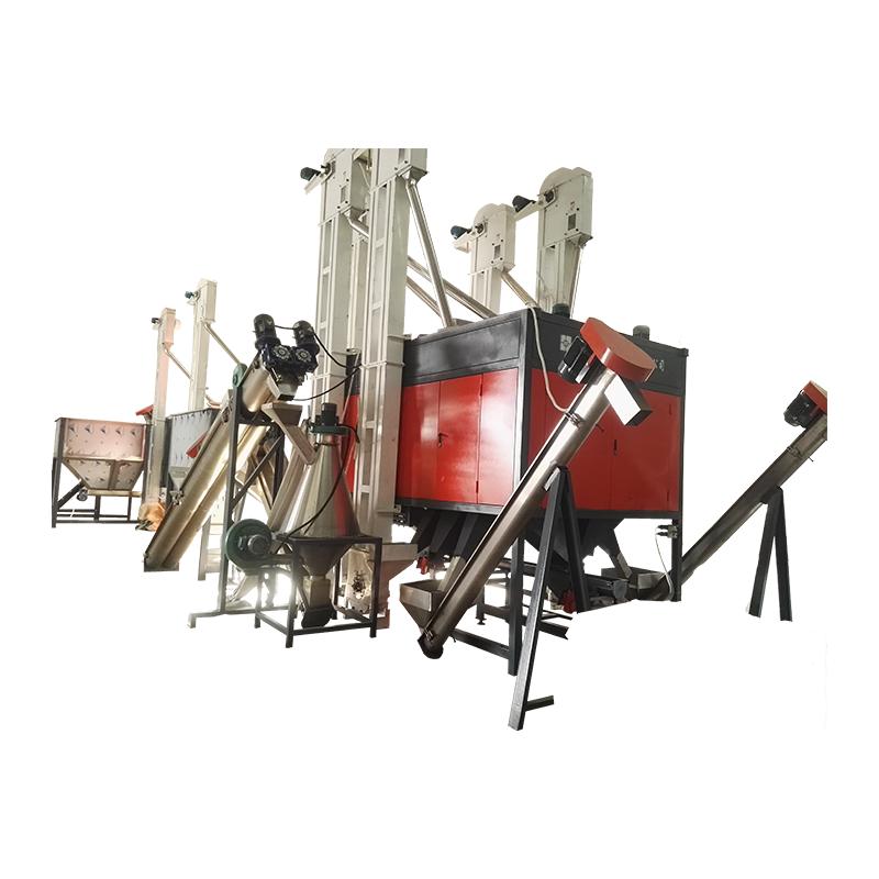 Electrostatic Plastics separator-HB3000 Featured Image