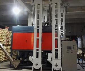 Elektrostatinio separatoriaus plastmasė-HB1500