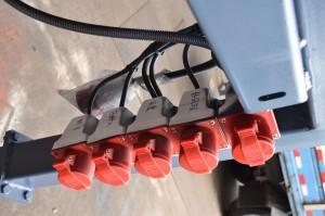 Elektrostatiese Plastics separator-HB3000